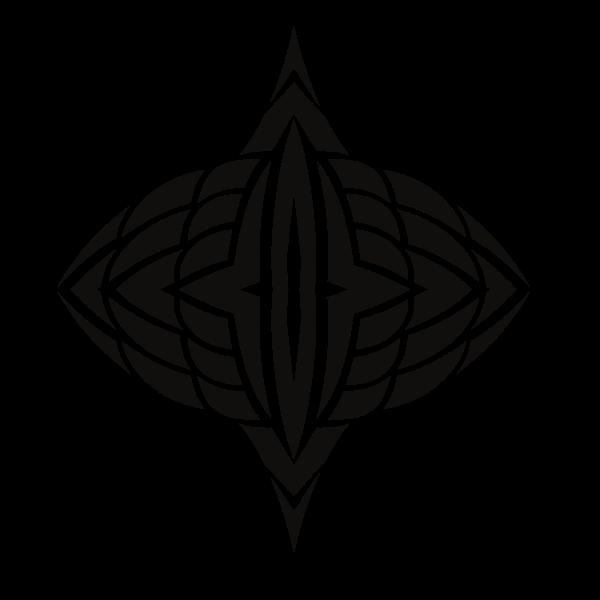 Tribal graphic symbol