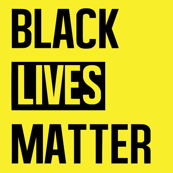 Black Lives Matter Logo Free Svg