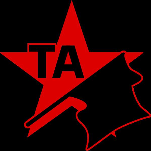 Tekosina Anarsist Emblem