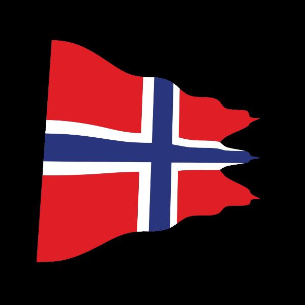 Norwegian state flag