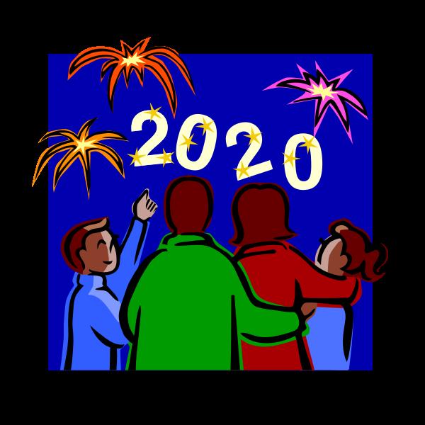 2020 At Night Celebration