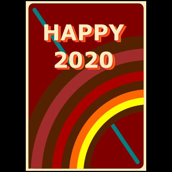 Retro Happy 2020
