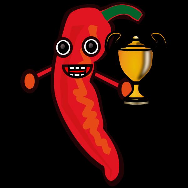 A prize winning chili