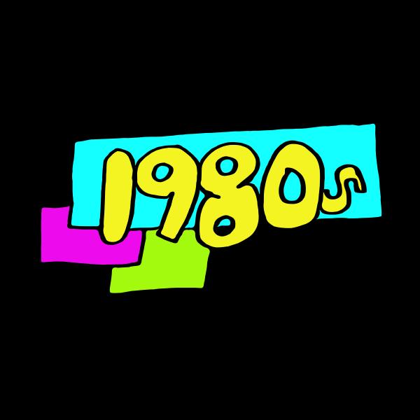 1980s Era Logo