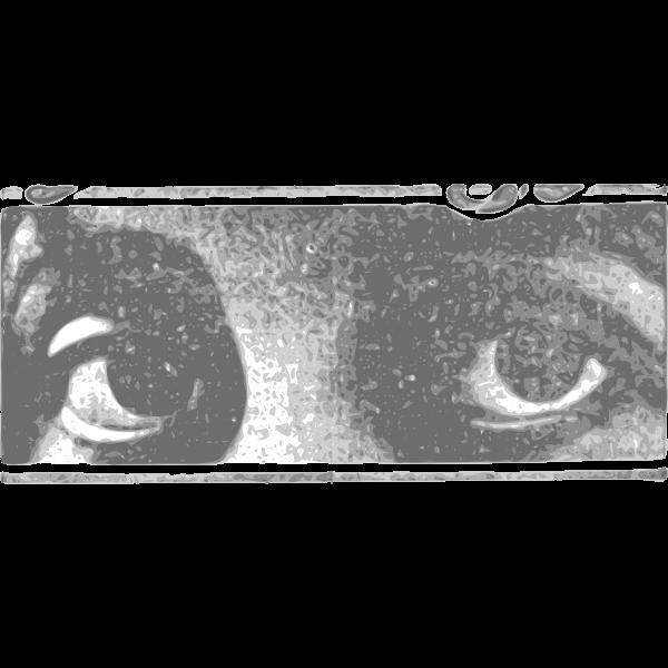 Female Watching Eyes