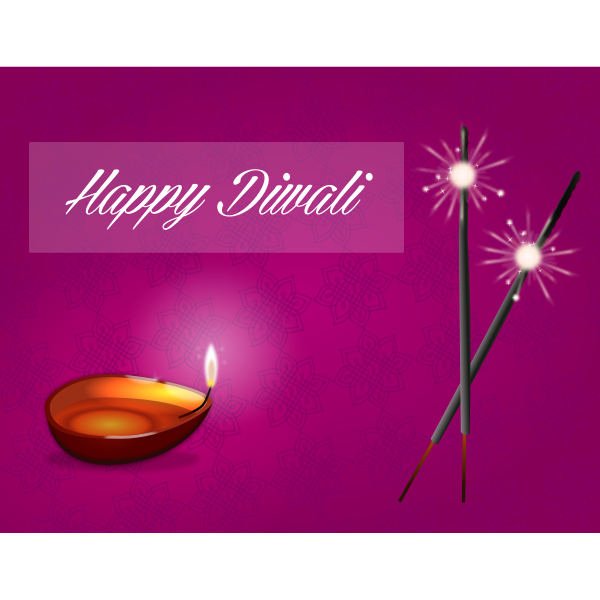 Basic Happy Diwali