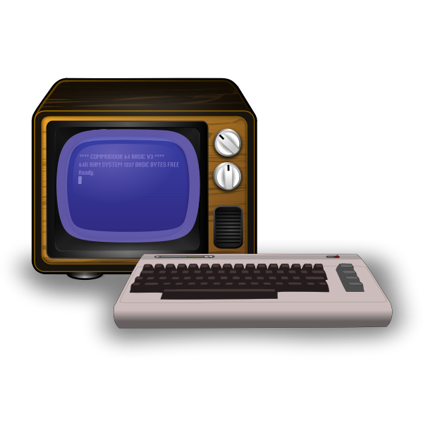 TV Computer System