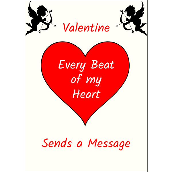 Animated Valentine Card