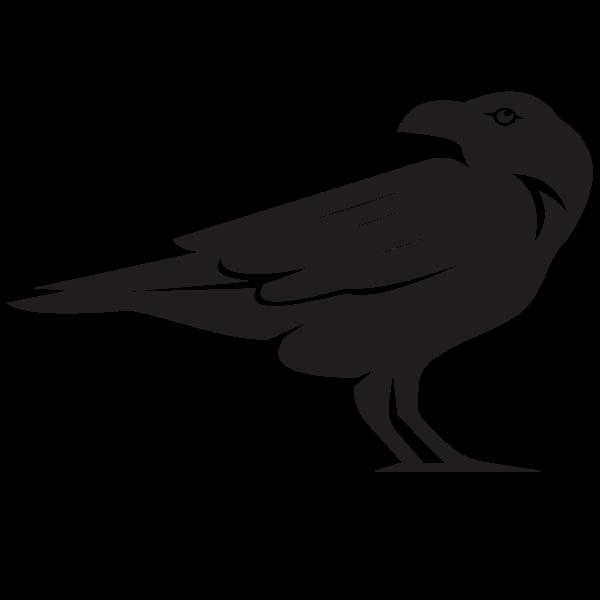 Crow silhouette-1576669148