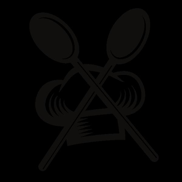 Chef's hat logotype