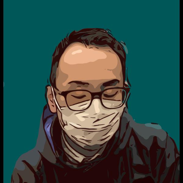 Face Mask Man