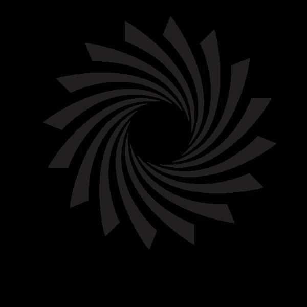 Swirl logotype concept design