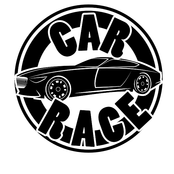 Car shop logo concept