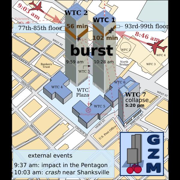 9-11 Attac Plot