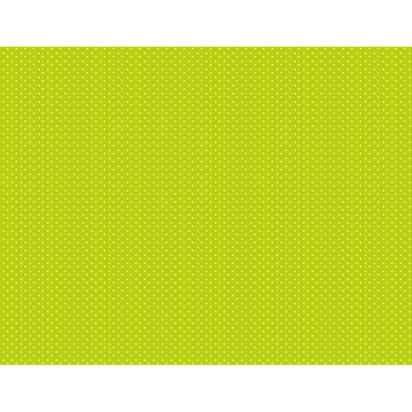 Polka dots green background