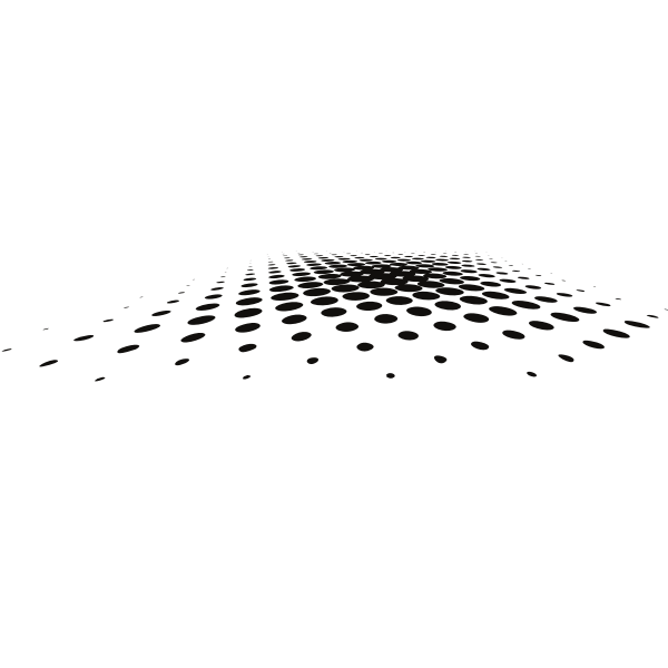 Halftone pattern clip art