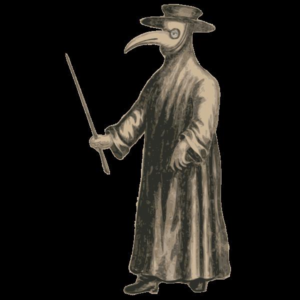 Plague Doctor standing