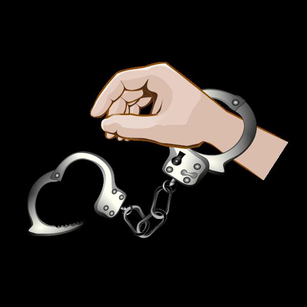 Hand in Cuffs