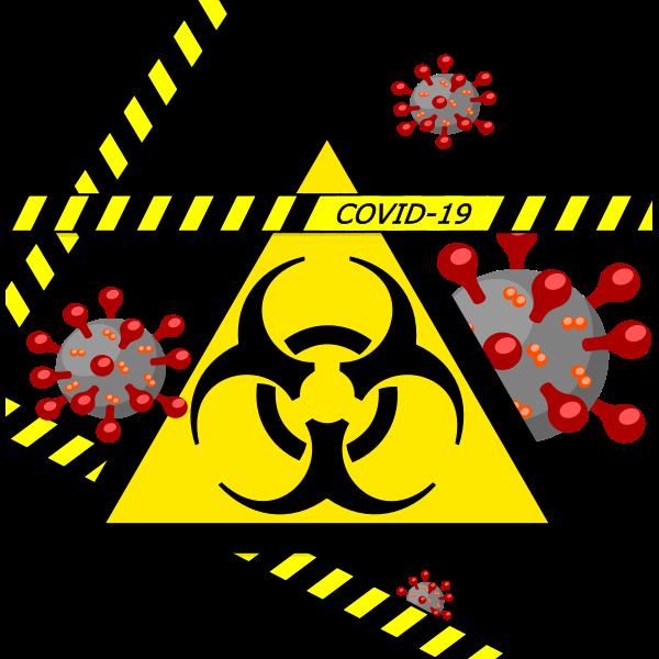 Covid Biohazard
