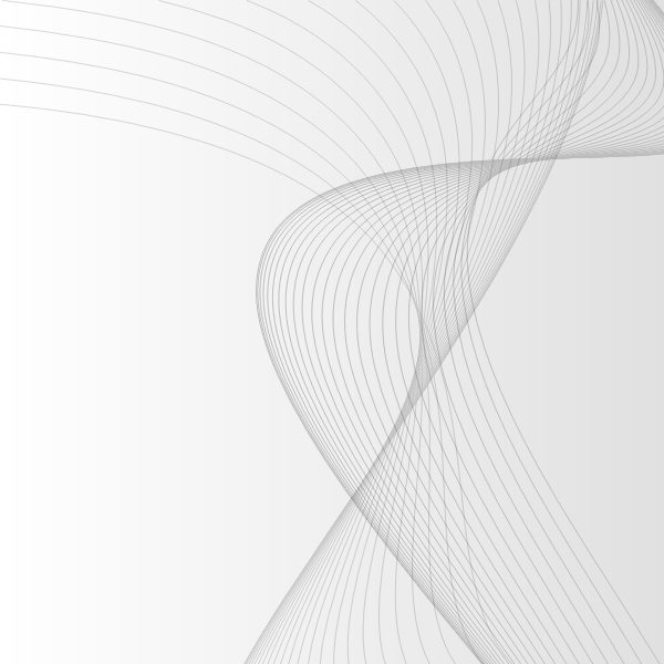 Grey background with flowing lines