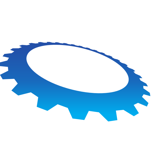 Cog gear shape