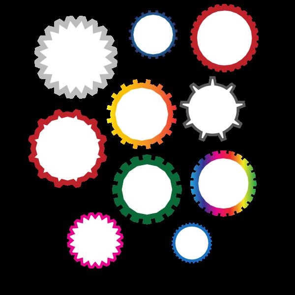Gear shapes (#2)