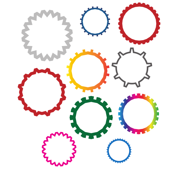 Gear shapes (#2)