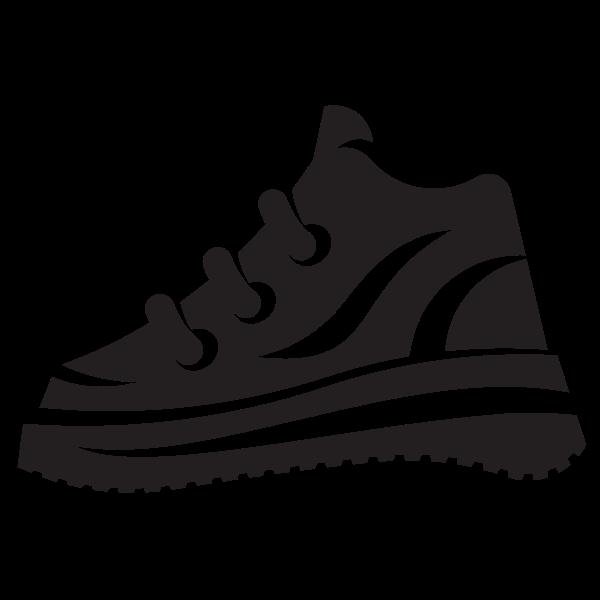 Sneaker silhouette
