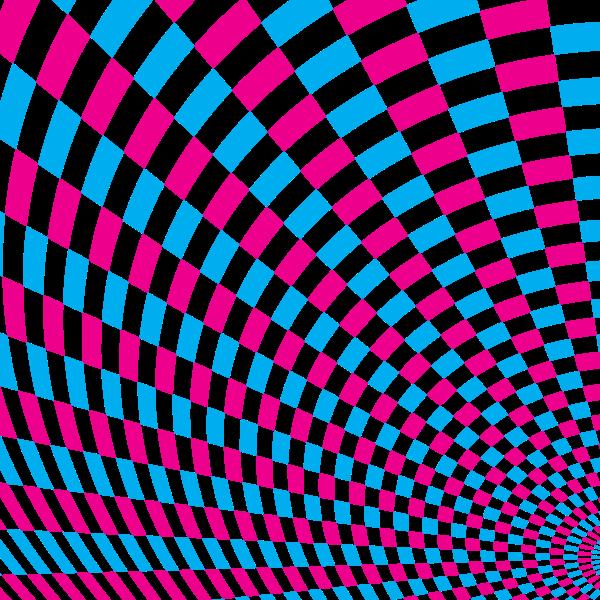 Tiled pattern burst