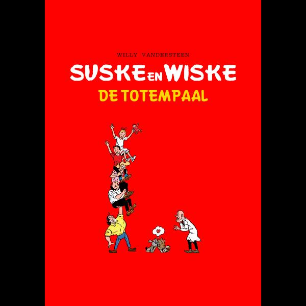 Suske en Wiske de totempaal (NL)