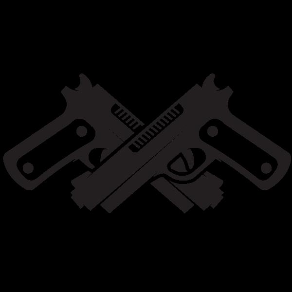 Gangster pistols