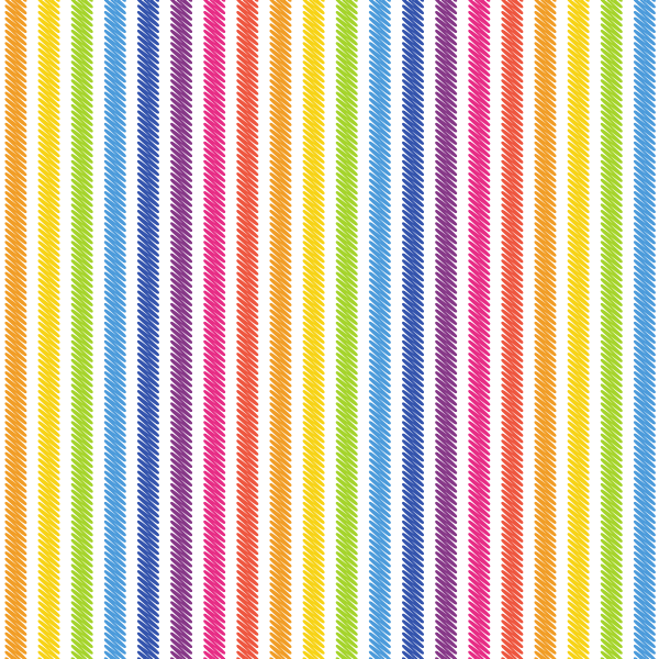 Vertical stripes scribble effect