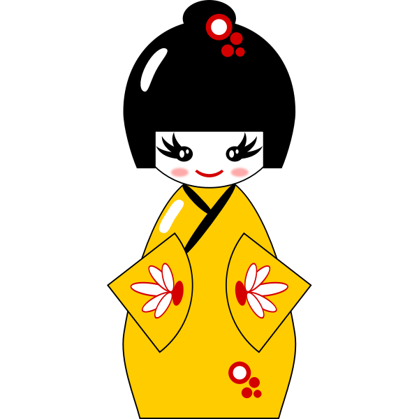 160328 kokeshi doll