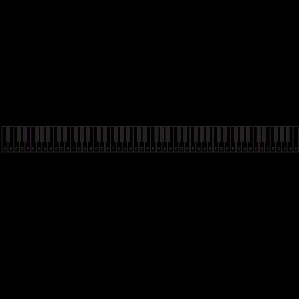 Piano keyboard-1606306891