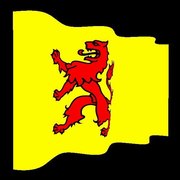 South Holland flag