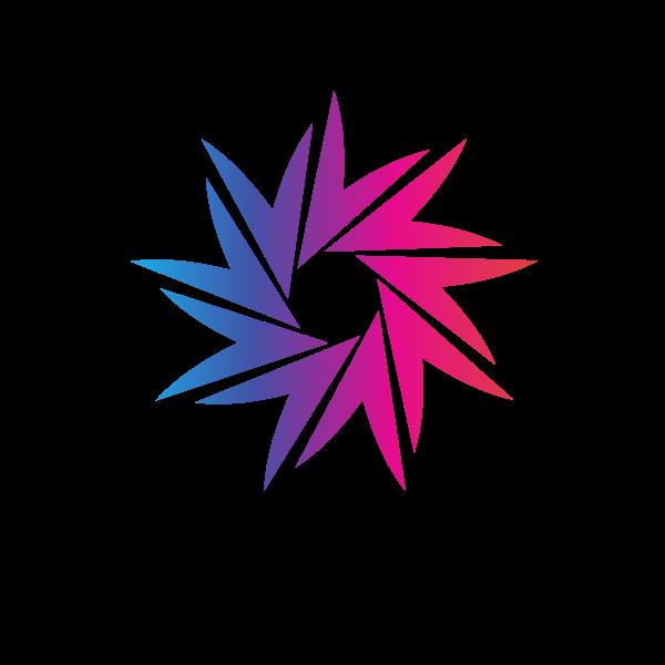 Logotype concept clip art design