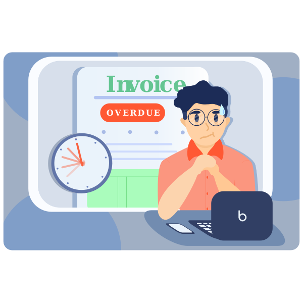Reporting Late Invoices