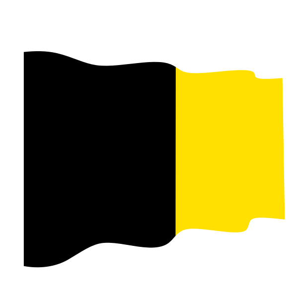 Flag of the city of Sneek