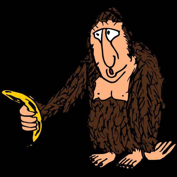 Banana holdup