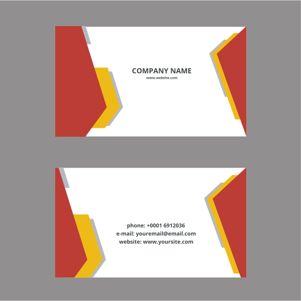 Business card svg template-1614244044