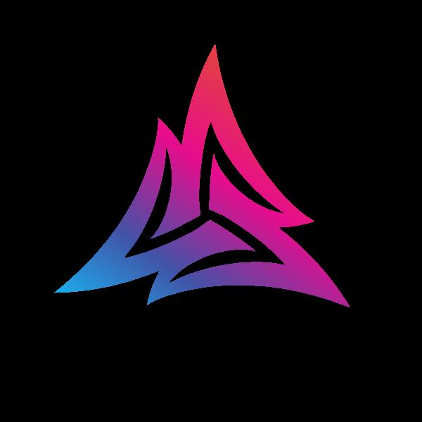 Triangular tribal shape