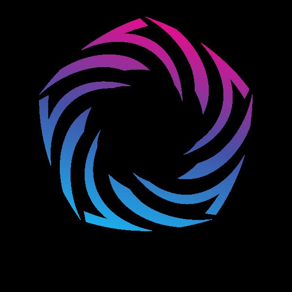 Logo concept template design clip art