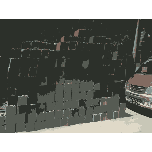 Slanted CCD Bricks