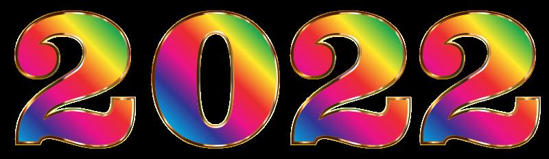 2022 typography