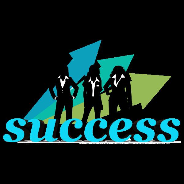 3 Businesswomen Success