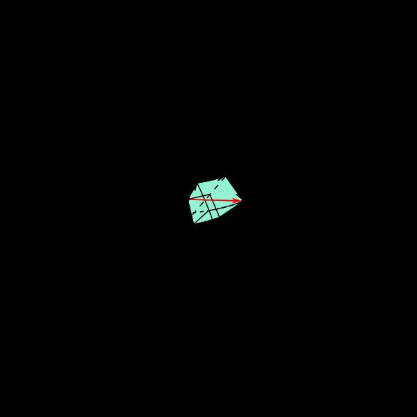 3D Spherical line