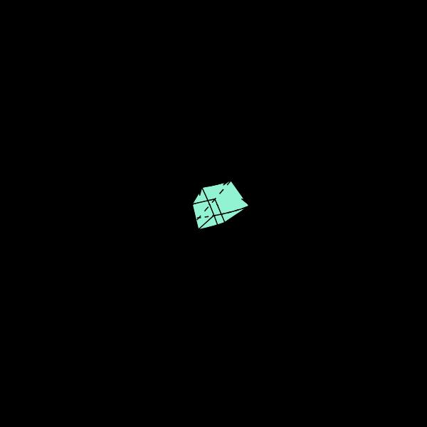 3D Spherical volume