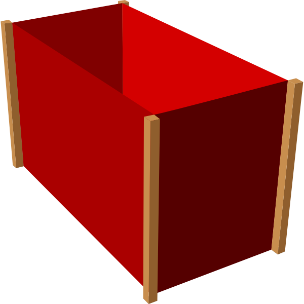 Red box 3d