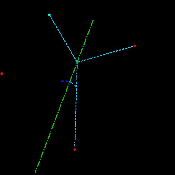 3quark flux tube model