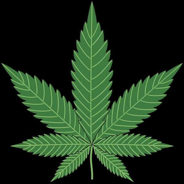 Cannabis - Free SVG